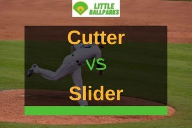 Cutter Vs. Slider – What's The Difference?