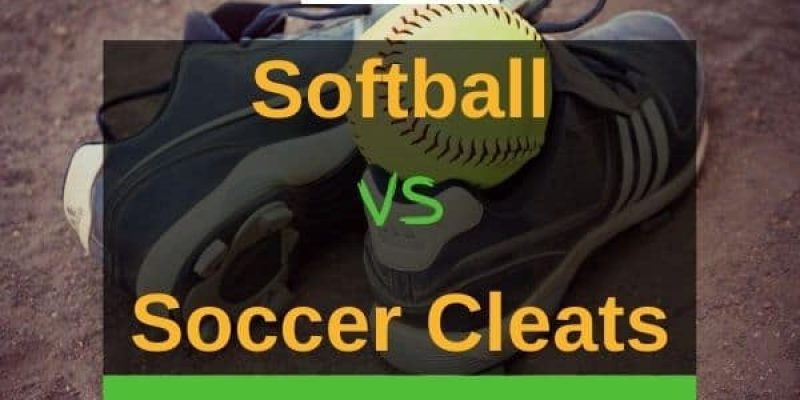 Softball Vs. Soccer Cleats – What's The Difference?
