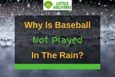 Why Is Baseball Not Played In The Rain? (Answered!)